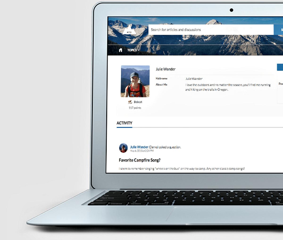 Community Personalization