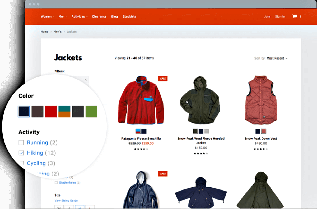 Customized Design Themes