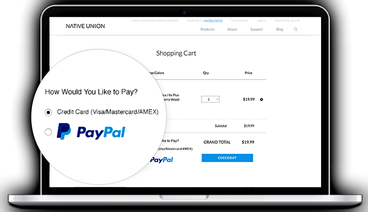 Payments Screen