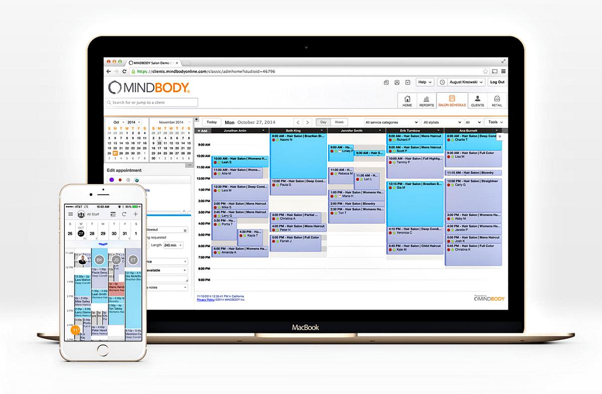 Client Scheduling Platform
