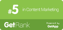 ion interactive is ranked 5th as a top content marketing app by GetApp