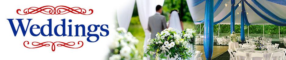 weddings porta potty