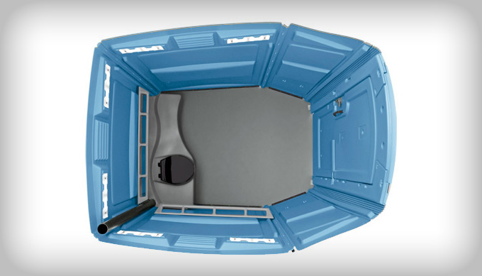 luxury porta potty rental houston