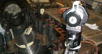 internal alignment inspection