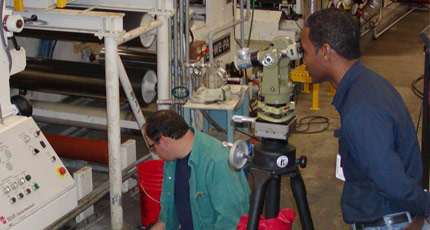 optical alignment services