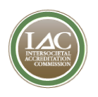 IAC Vein Center Accreditation