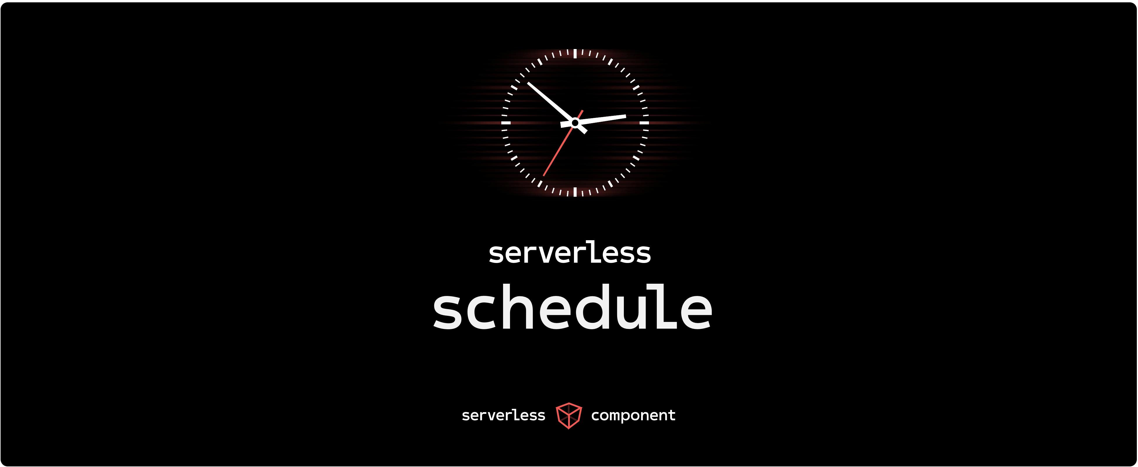serverless scheduled task aws lambda