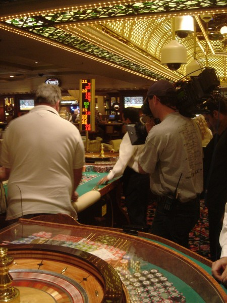 dsc01442 450x600 Clark Crew plays the tables in Las Vegas... for NBC Sports Heads Up Poker