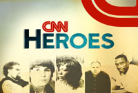 CNN Heroes logo South Carolina Hero Honored by CNN