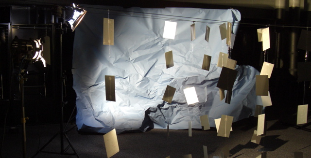 """cimg0908 Lowe's """"Background"""" Improvement, Director of Photography, Skip Clark, gets Creative with Interview Lighting"""