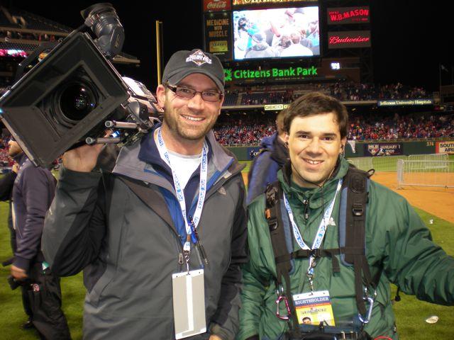 dscn0056 Phillies In Phive… World Series wraps for Clark Crew