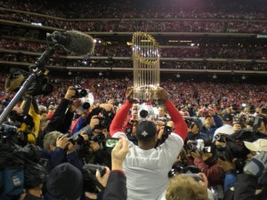 dscn0053 300x225 Phillies In Phive… World Series wraps for Clark Crew