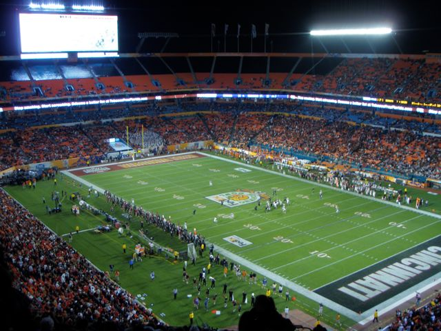 gtt orange bowl 03 Go To Team Continues Their BCS Coverage