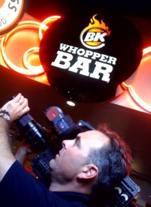 photo6 220x300 Whopper Bar Opening is Huge Success for Burger King
