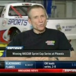 dbespn2 150x150 ESPN live from Orlando with Mark Martin