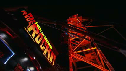 rockit New Hollywood Rip, Ride, Rockit Roller Coaster to ROCK Orlando