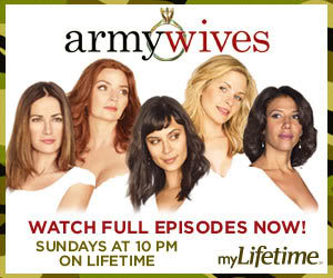 armywives2 Hit TV drama series Army Wives kicks off webisodes, Go To Team goes narrative.