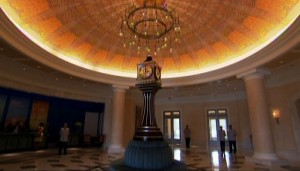 The front lobby - Waldorf Astoria Orlando