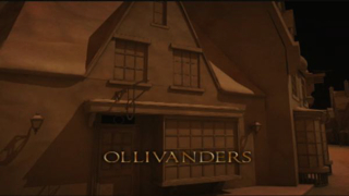 UOROLLAFDPIC3 Go To Team Takes A Sneak Peek at Ollivanders Wand Shop at Universal Orlando