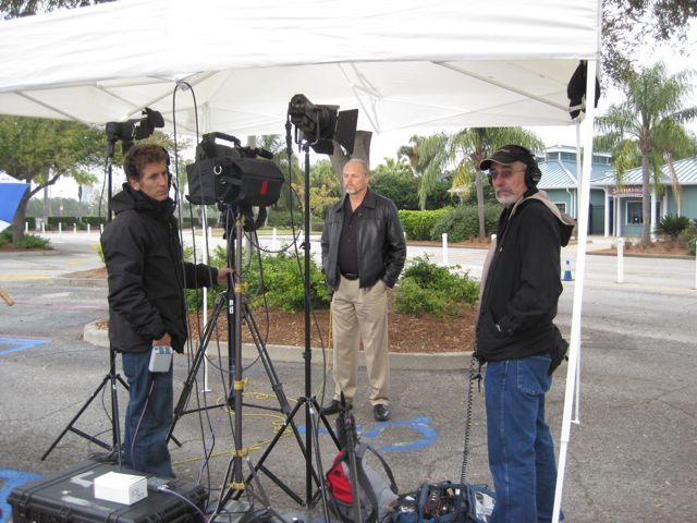 Blog pic 02 Lowrey crew goes live with FOX News
