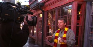 KERRYTODAYSHOW 300x153 From the backlot of Orlando's Universal Studios, tour of Hogsmeade Village on Today Show