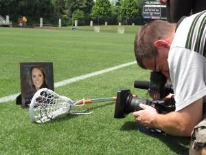 camera man on field