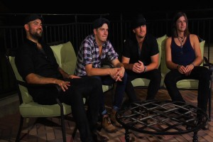 ntb1 300x200 Charleston Crew All Access with NeedtoBreathe at Family Circle Cup Tennis Center Event