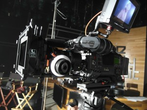 The 50mm Paired With Go To Team's Pro35 Adapter and Varicam