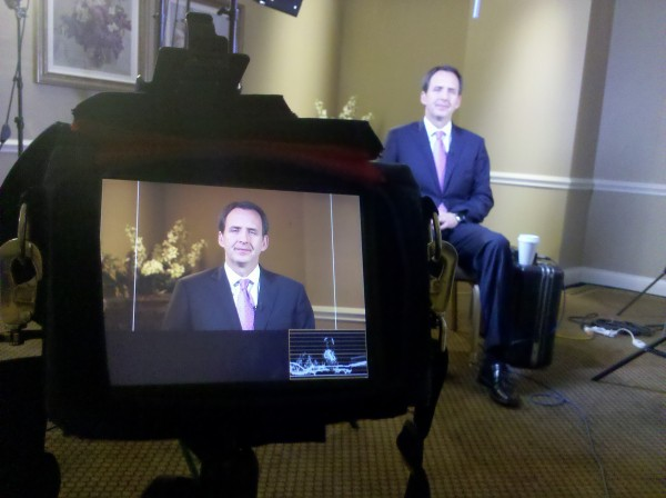 pawlenti GMA Greenville SC 600x448 Charleston Video Crew sits down with Tim Pawlenty for GMA