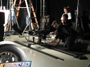 DP Skip Clark Using The Micro-Dolly And The New Arri Ultra Primes