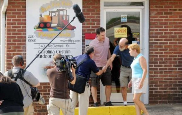 bilde 600x382 Charleston Crew gets some press in Asheville, NC with CNBC