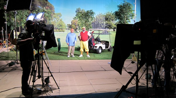 "IMG 12151 600x336 LA Director of Photography Shoots Frank Caliendo… for Fox's ""Franks Picks"""