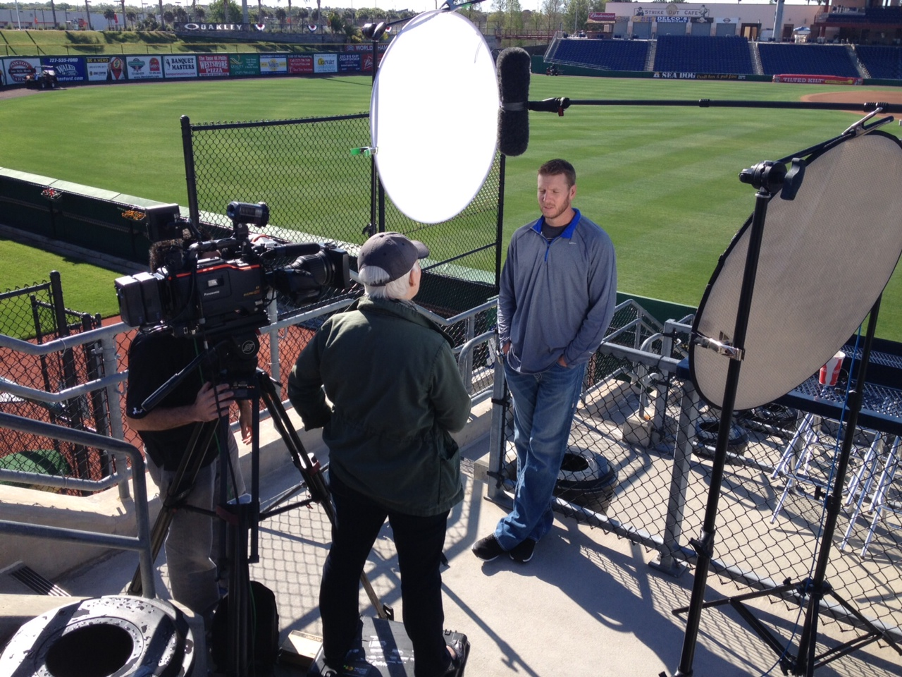 halladay interview Atlanta Crew heads down to Florida for Spring Training and Fast Cars