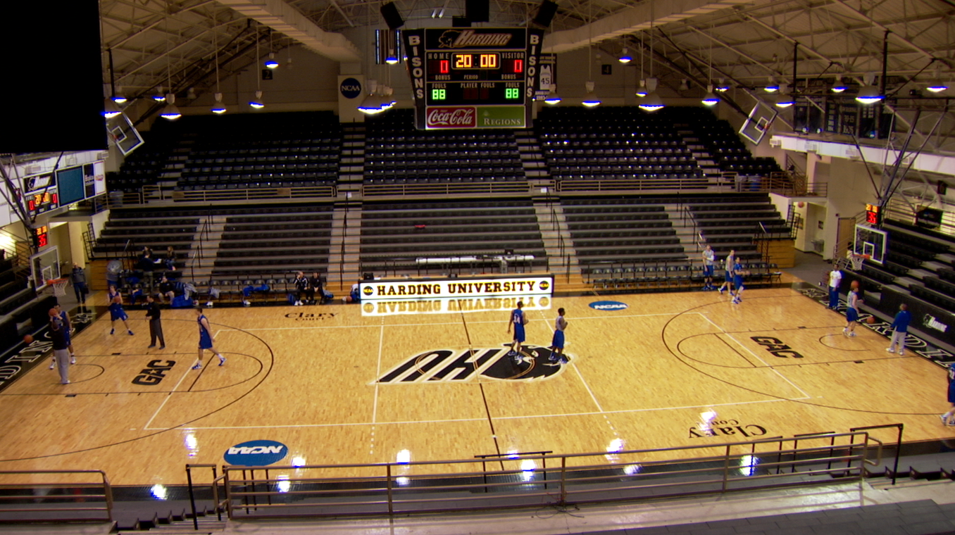 Screen shot 2013 03 16 at 8.25.00 PM Dallas & Nashville Crew Head to Arkansas for CBS Sports