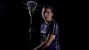 Lacrosse 1 300x168 Following a Dynasty   Chicago Crew spends day with Northwestern Womens Lacrosse