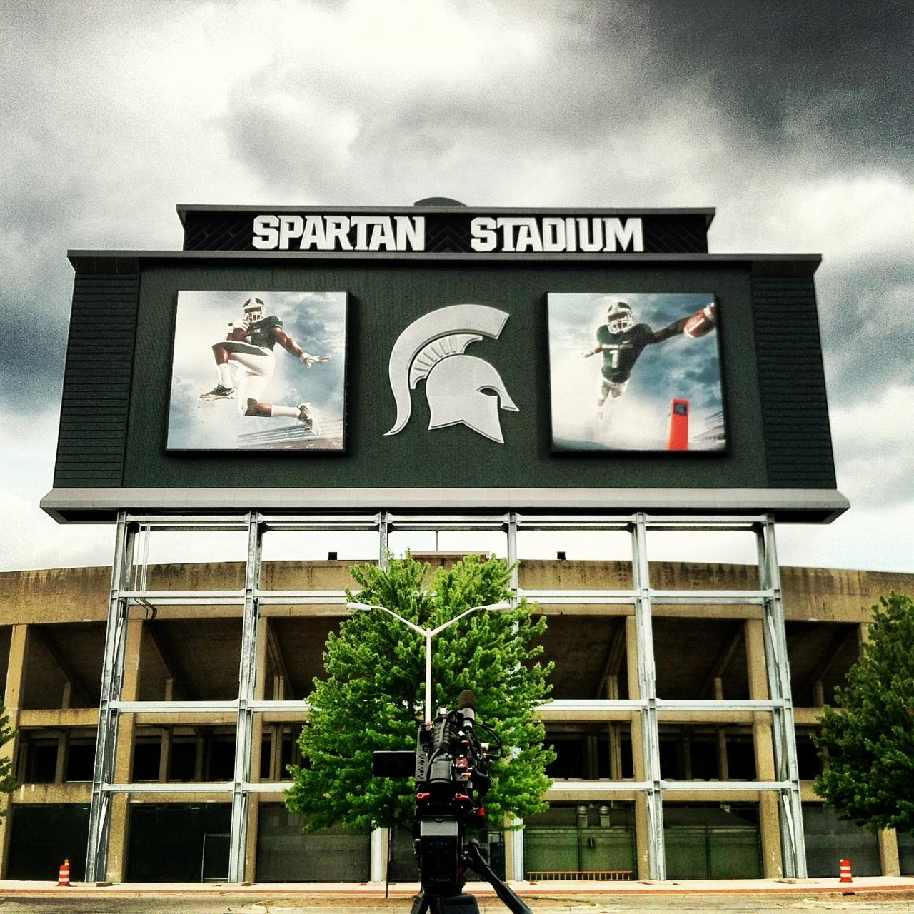 Michigan State 2 GTTs B1G Tour Continues into The Wolverine State