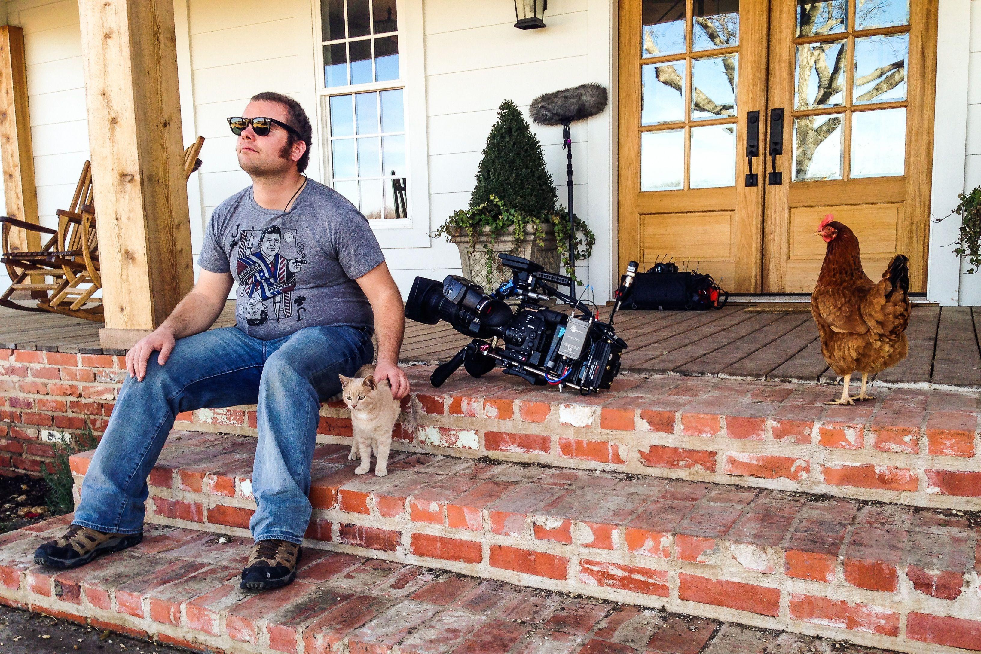 "IMG 7447 Dallas Crew DPs HGTV's New Show, ""Fixer Upper"""