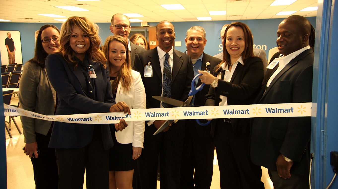 Screen shot 2014 05 02 at 4.24.14 PM Dallas Crew Covers Walmart's Talent Center Grand Opening
