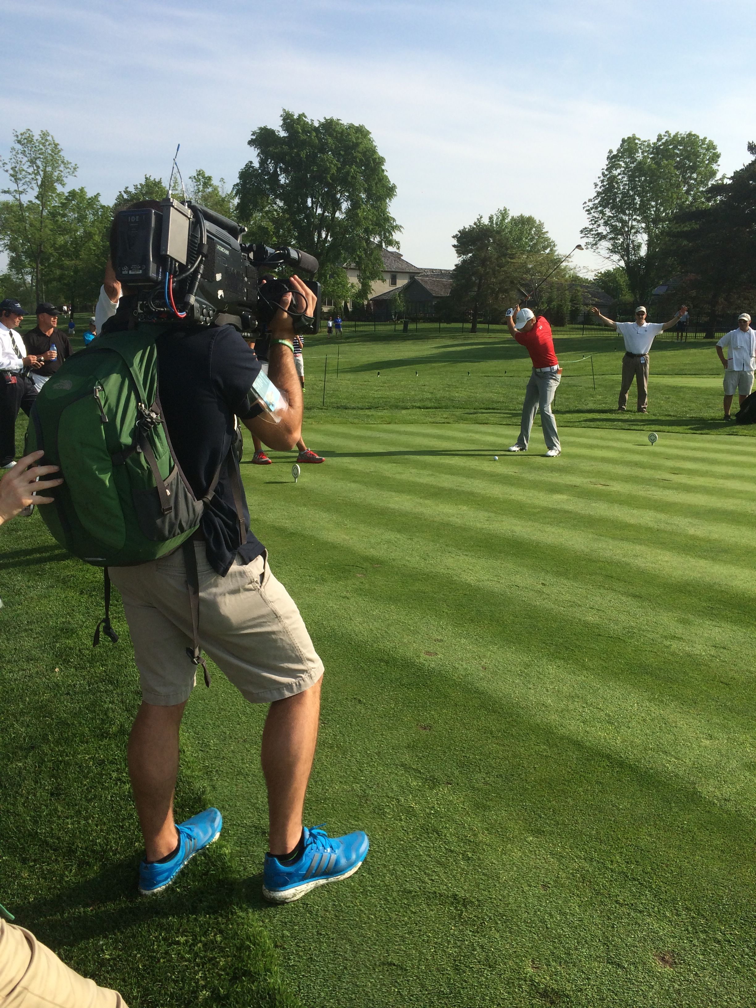 2014 05 28 08.57.30 Chicago Video Crew shoots Par for the course in Columbus for Golf Channel