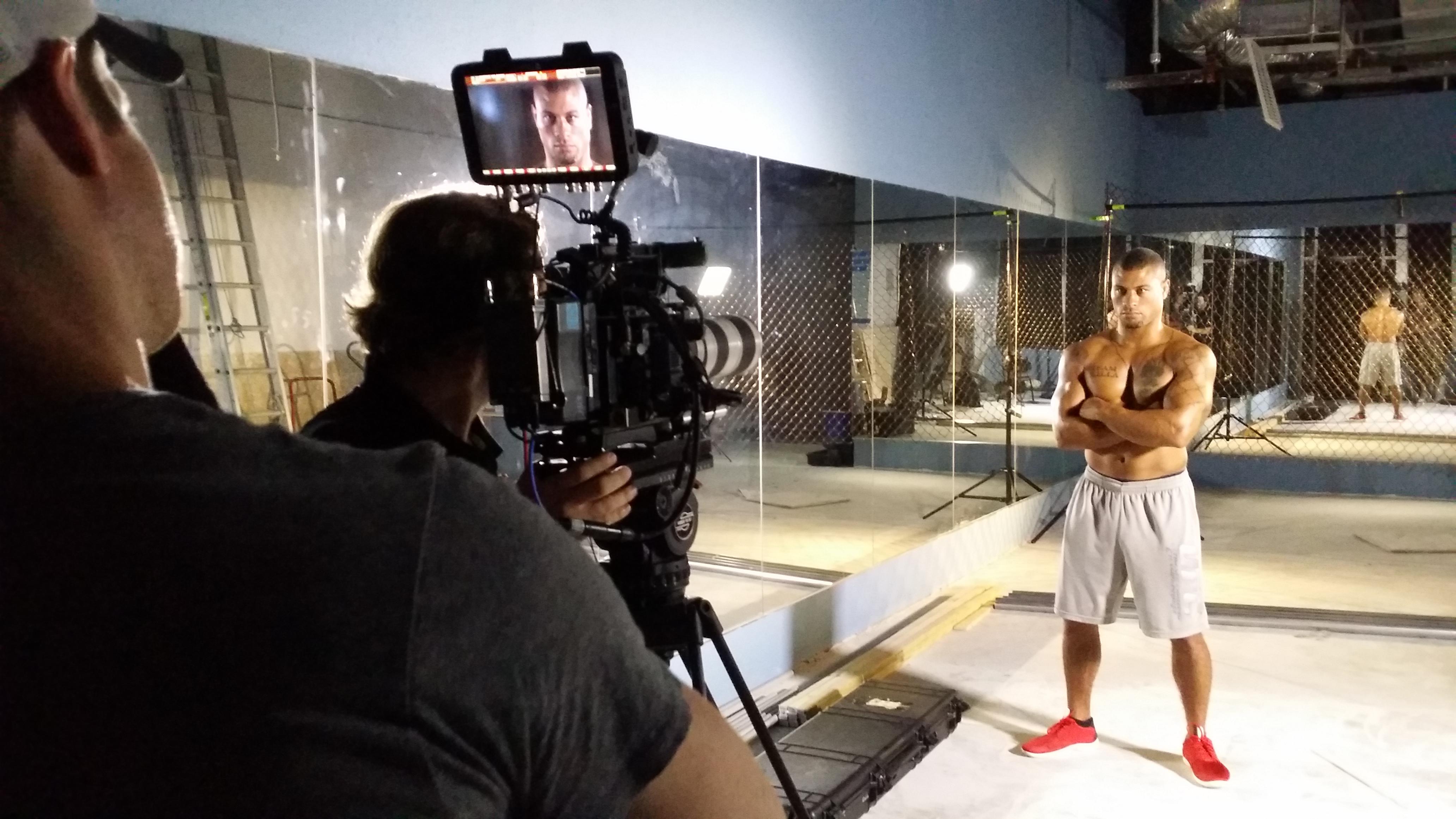 20140619 142513 Miami Crew takes on UFC Countdown