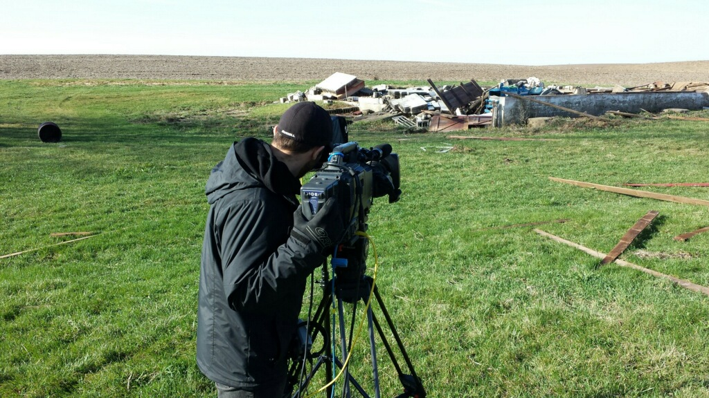2015 04 11 08.53.35 Chicago Crew Covers Tornado Aftermath for The Weather Channel