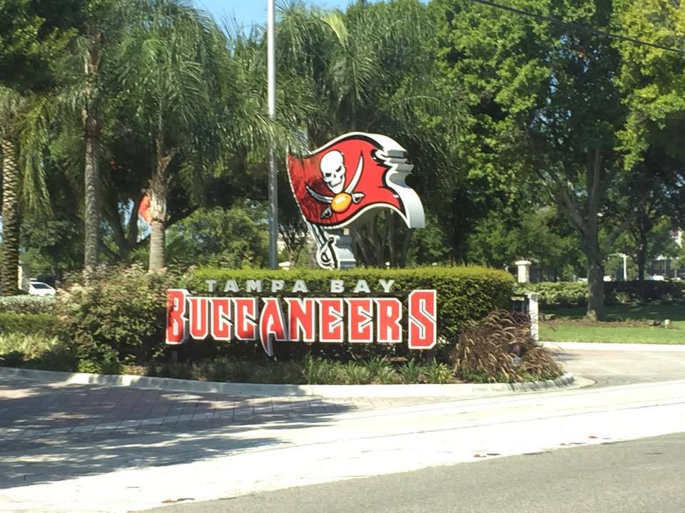 juan 4 Miami Crew Goes Buckwild with the Tampa Bay Buccaneers
