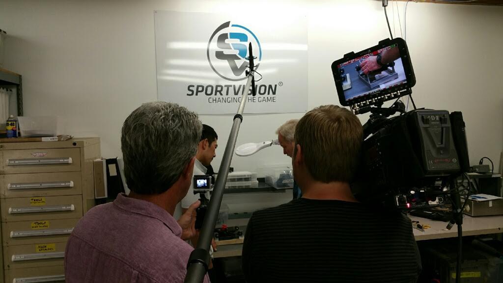 sportsvision San Francisco Crew + Innovation Nation