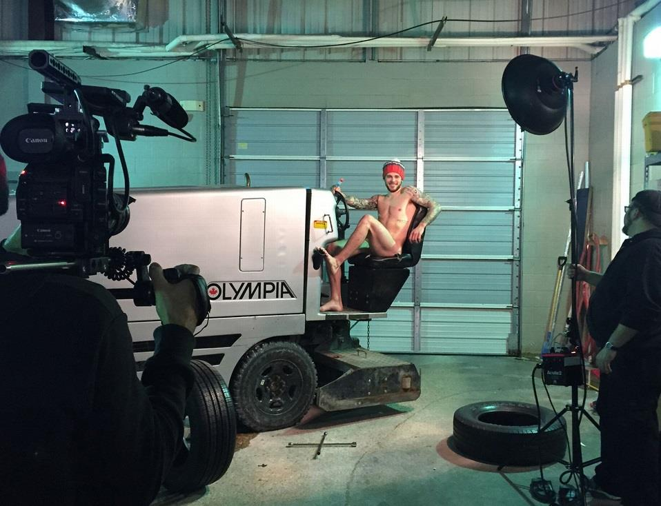 tyler Houston Crew Uncovers the Body Issue of ESPN the Magazine