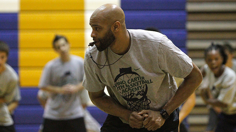 Vince Carter Miami Crew Teams Up With Game Changer Vince Carter