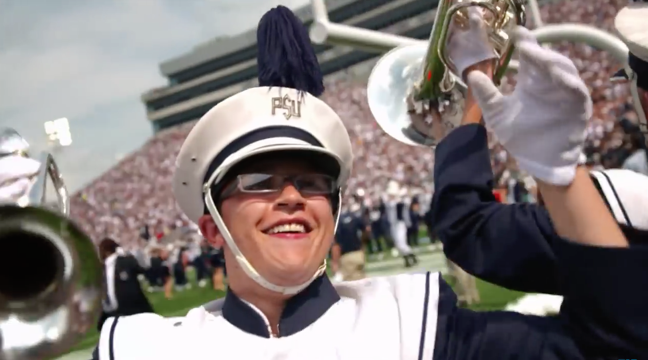 Screen Shot 2015 09 16 at 12.35.29 PM DC Crew Makes Some Noise With The Big Ten Marching Bands