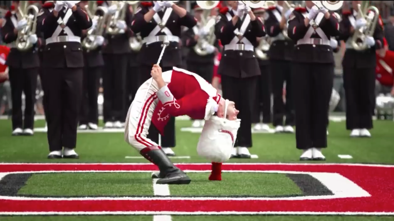 Screen Shot 2015 09 16 at 12.35.40 PM DC Crew Makes Some Noise With The Big Ten Marching Bands