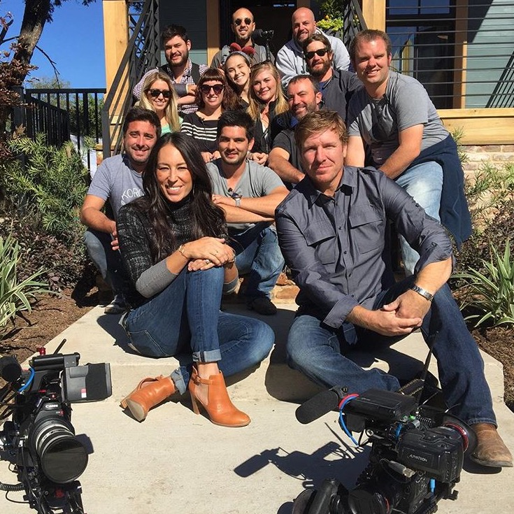 "IMG 25371 Season 3 of HGTV's ""Fixer Upper"" Set to Air in December"
