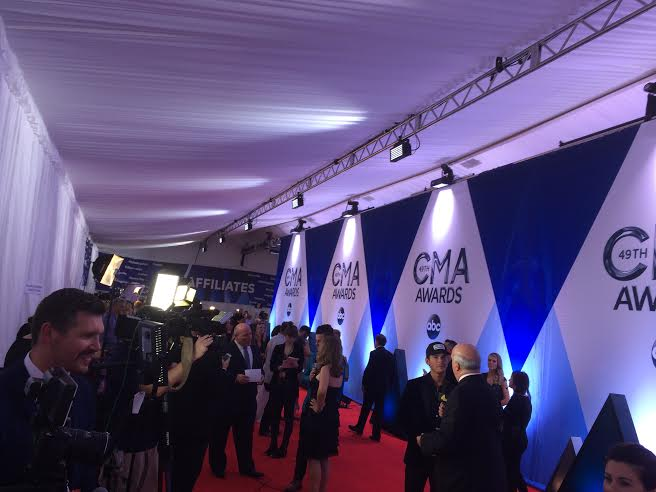 cmas 3 Chicago Crew Puts on their Cowboy Boots for the CMA Awards