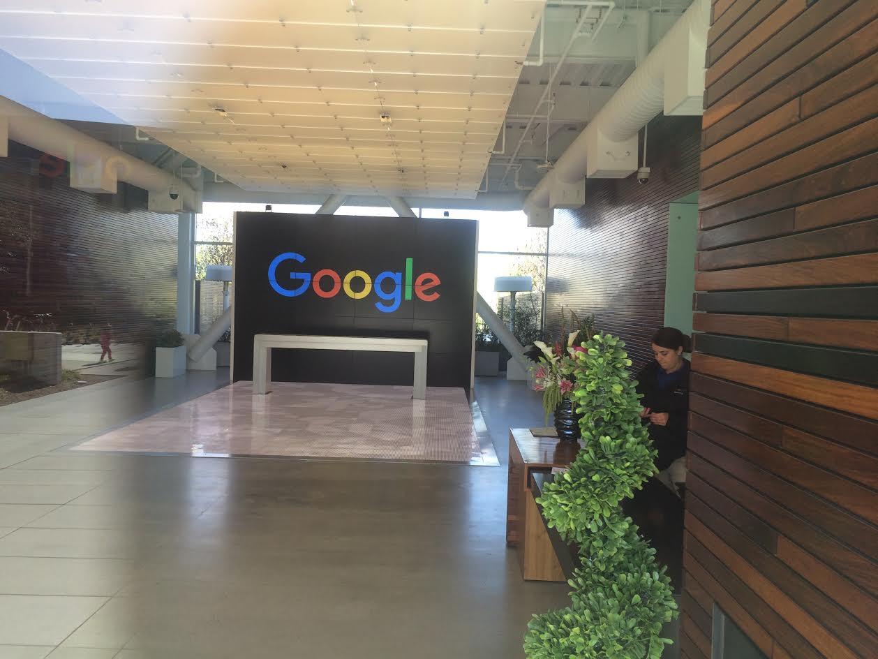 k San Francisco Crew Gets Technical At Google for Bloomberg West